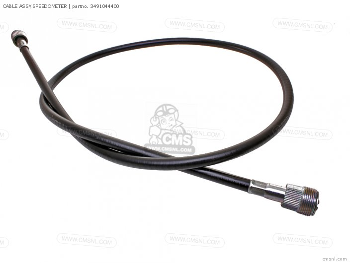 Cable Assy, Speedometer photo