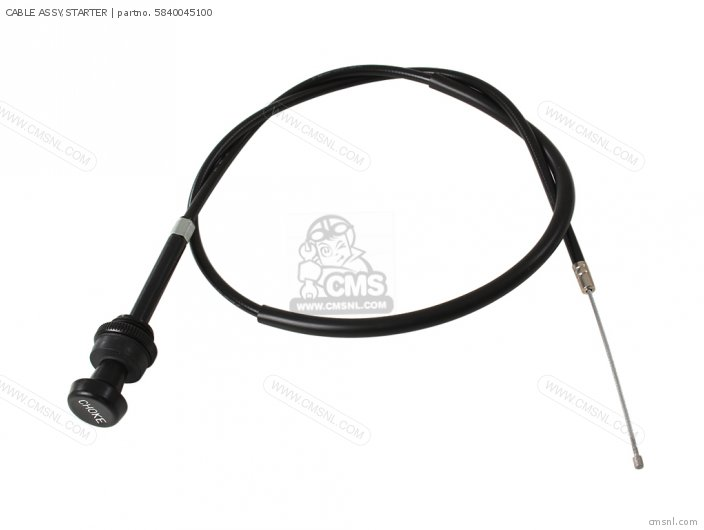 Cable Assy, Starter photo
