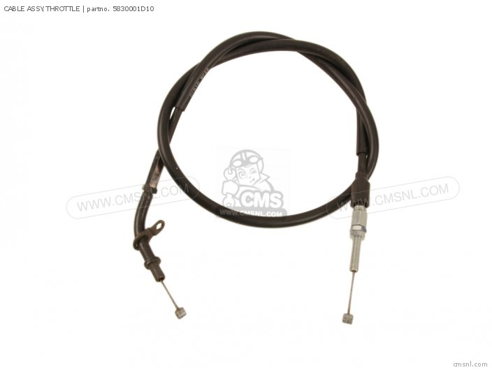 Cable Assy, Throttle photo