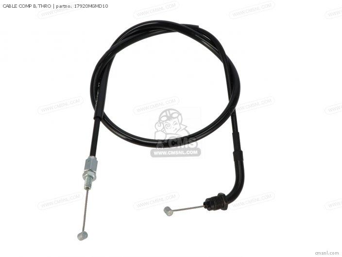 Cable Comp B, Thro photo