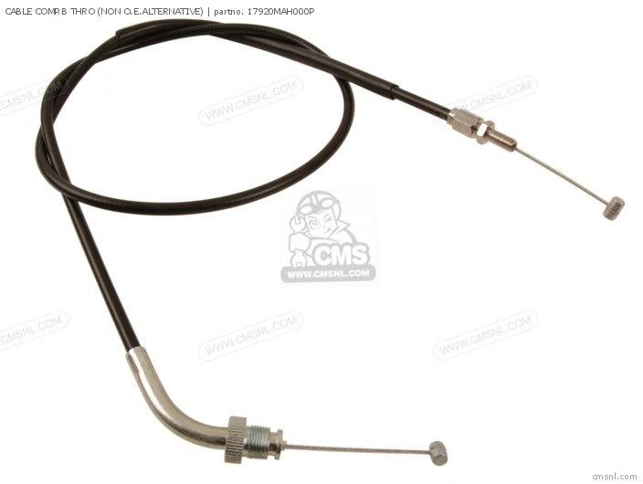 Cable Comp, B Thro (non O.e.alternative) photo