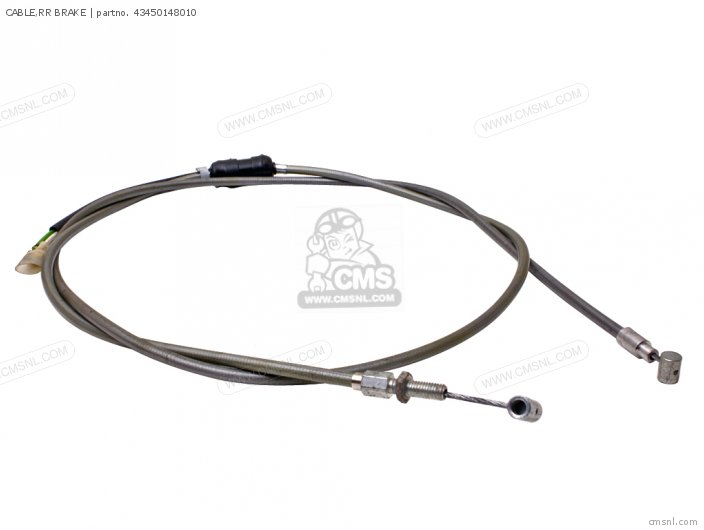 CABLE,RR BRAKE