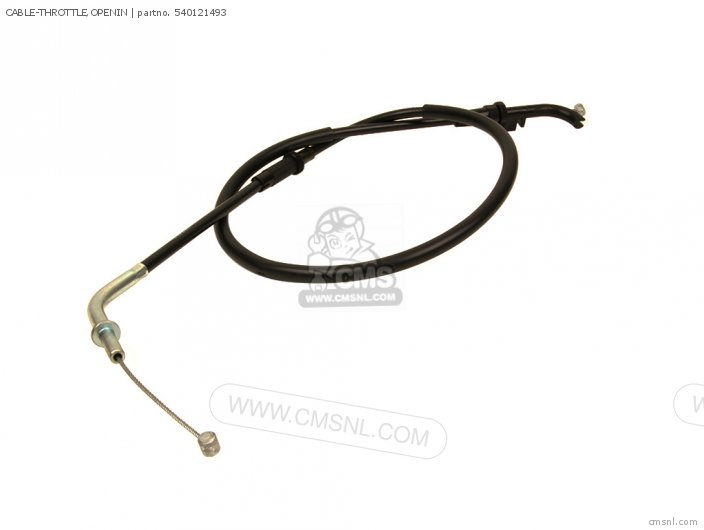 1999 Choke Cable Kawasaki ZRX 1100 ZR1100C3