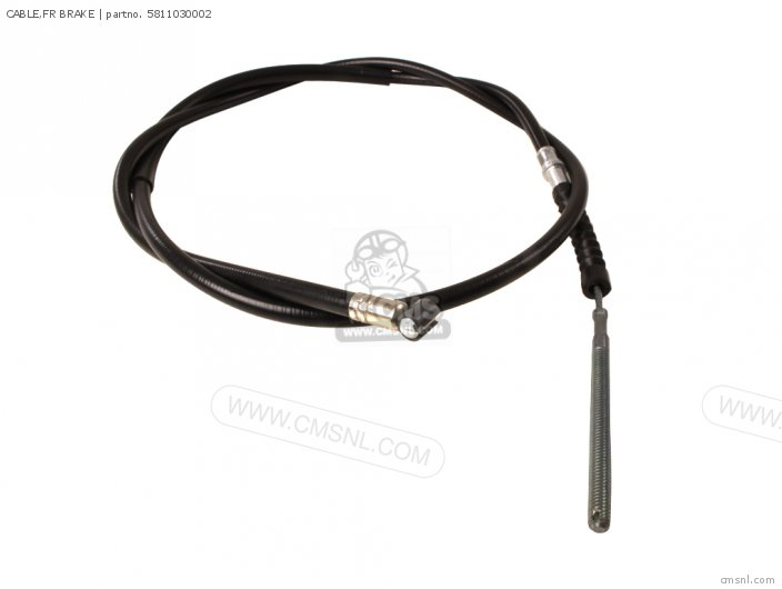 Cable, Fr Brake photo