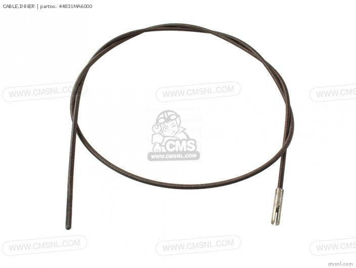 cable inner  fits cb400a hawk hondamatic 1978 usa