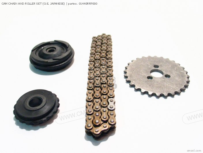 Atc70 1980 Usa Cam Chain  Roller Set