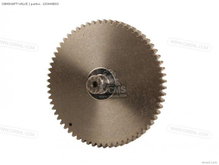 Camshaft-valve photo