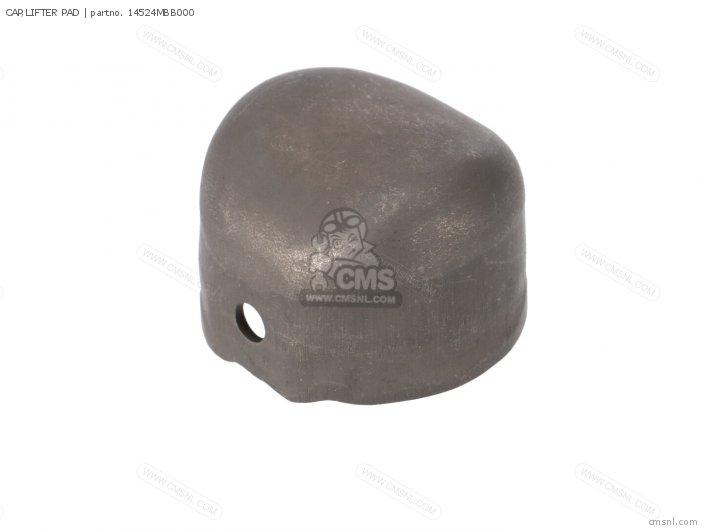 CAP,LIFTER PAD