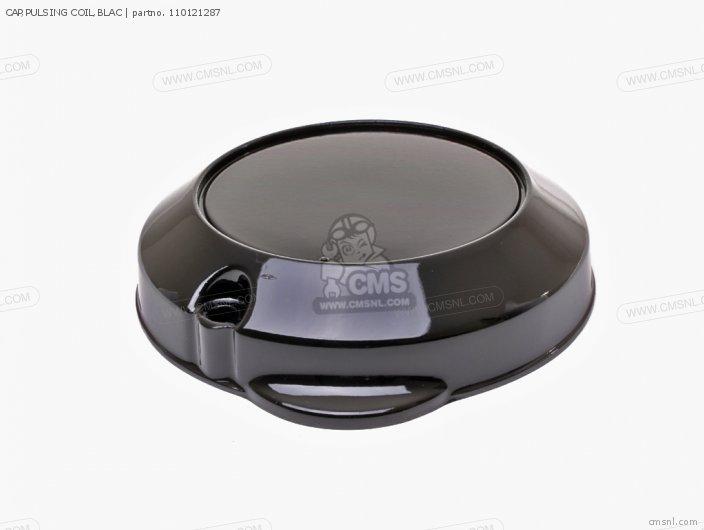 CAP, PULSING COIL, BLAC