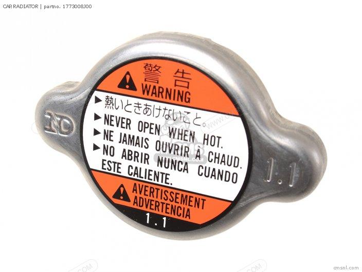 CAP RADIATOR