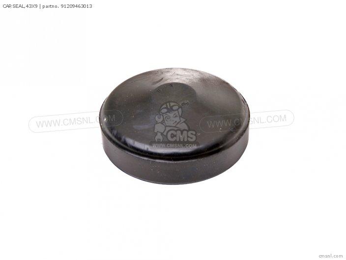CAP SEAL 43X9
