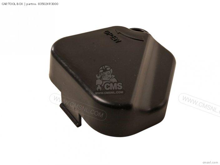 CAP,TOOL BOX