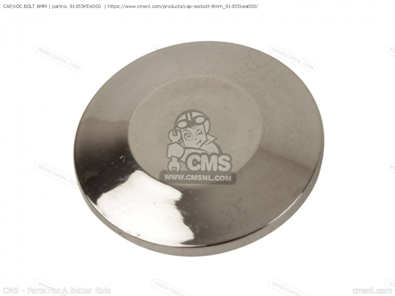 HONDA 91455-KEA-000 CAP 8MM