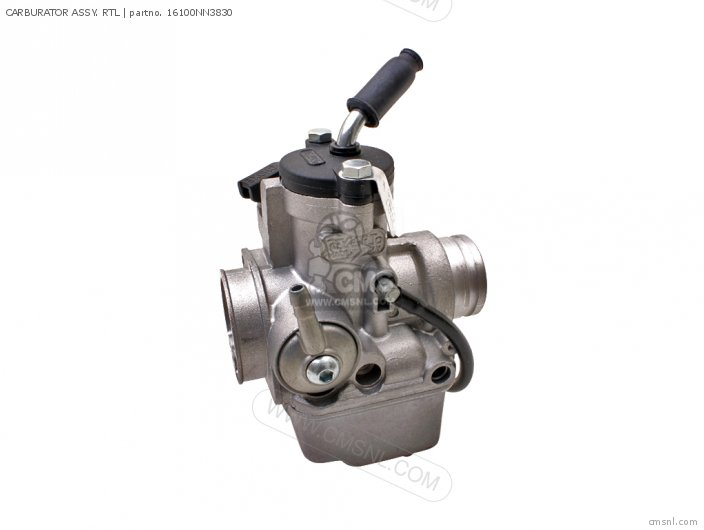 CARBURATOR Assembly  RTL