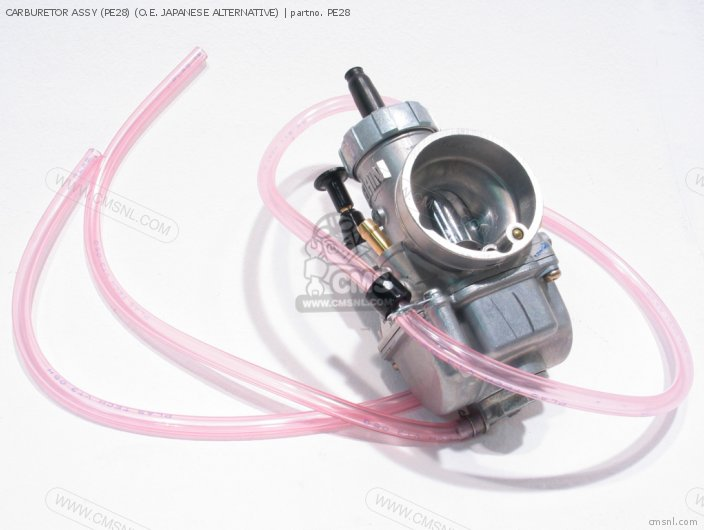 Carburetor Assy (pe28) (o.e. Japanese Alternative) photo