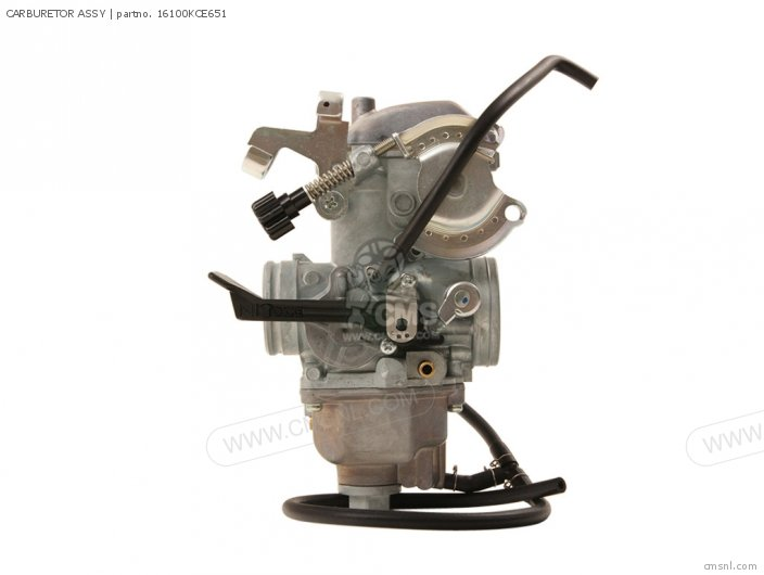 CARBURETOR assembly