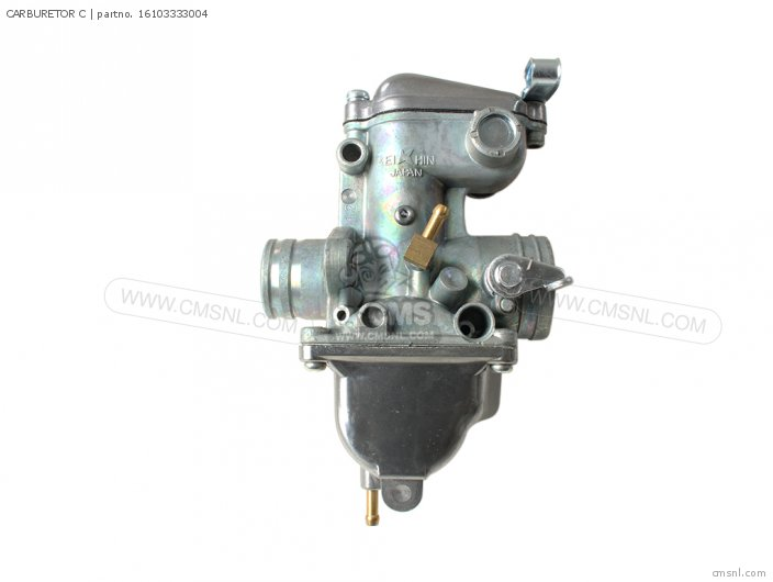 CB350F FOUR 1972 USA CARBURETOR C