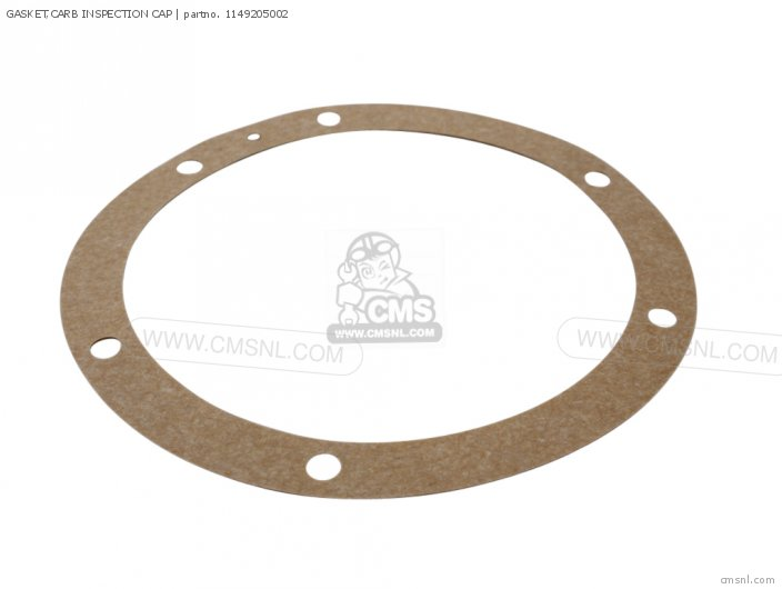 CARBURETOR COVER GASKET