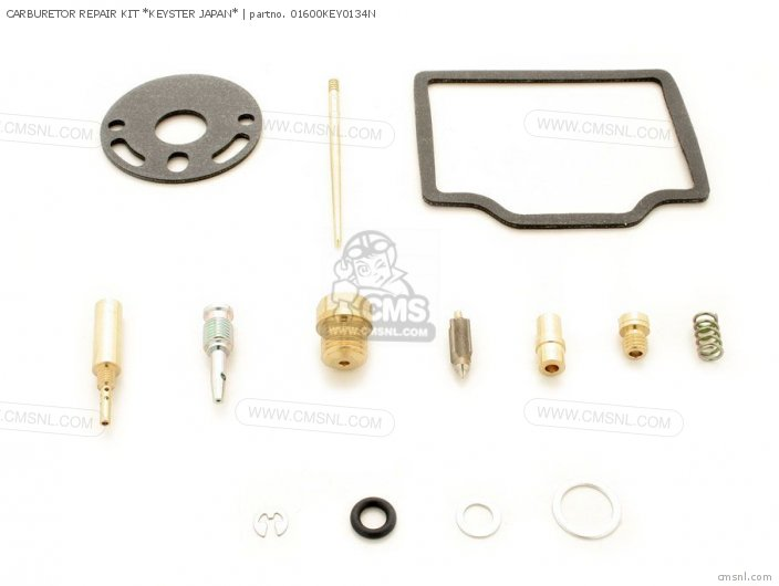 CARBURETOR REPAIR KIT  KEYSTER JAPAN
