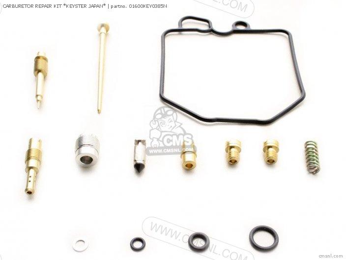 Cb900f 900 Super Sport 1982 c Usa Carburetor Repair Kit  keyster Japan
