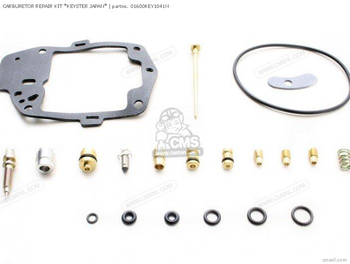 Carburetor Repair Kit *keyster Japan* photo