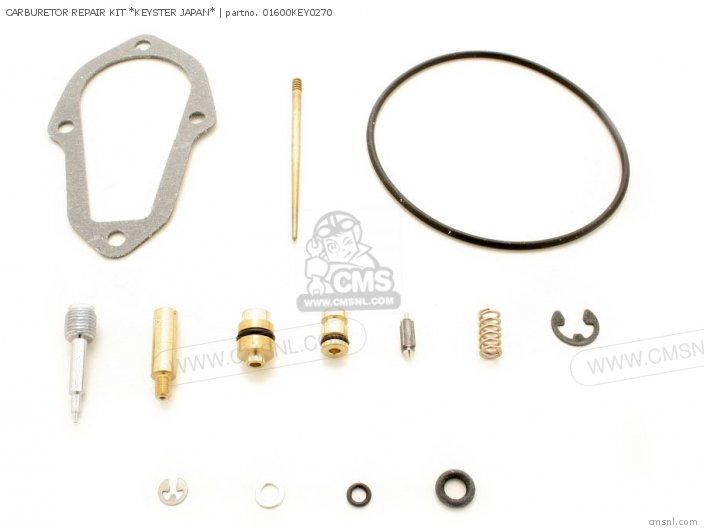 CARBURETOR REPAIR KIT *KEYSTER JAPAN*