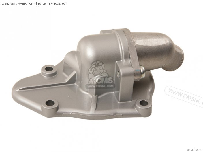 Case Assy, Water Pump photo