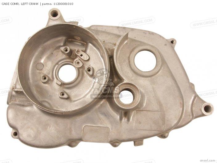 Case Comp., Left Crank photo