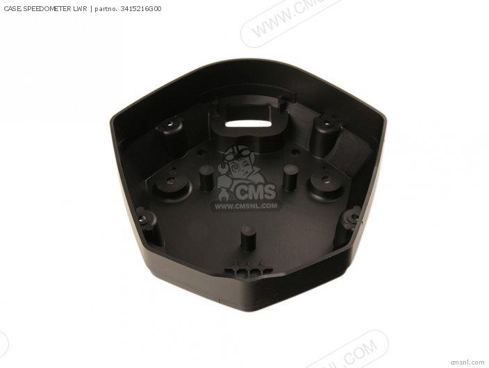 Case, Speedometer Lwr photo