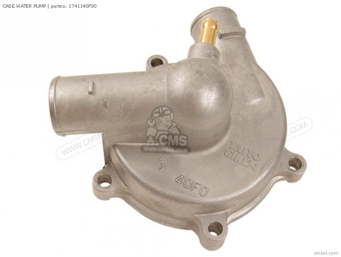 Case, Water Pump photo