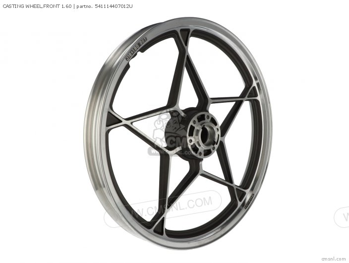 Casting Wheel, Front 1.60 photo