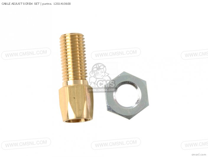 Dt1mx 1971 Cble Adjust Screw Set