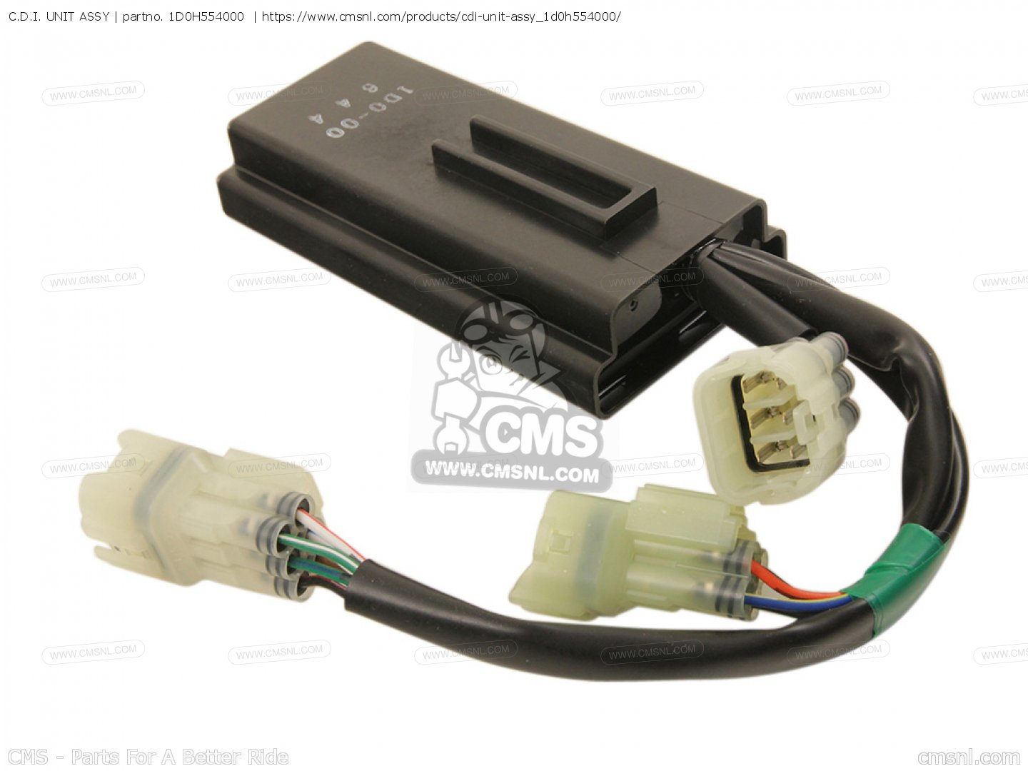 1D02 Ignition Coil for 2005 Yamaha DT 125 RE