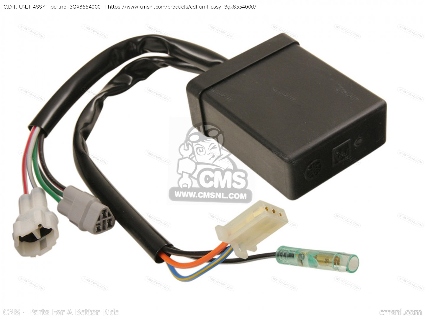 3gx00723 3gx00723  c d i  unit assy photo  ttr225 ttr225c 1999