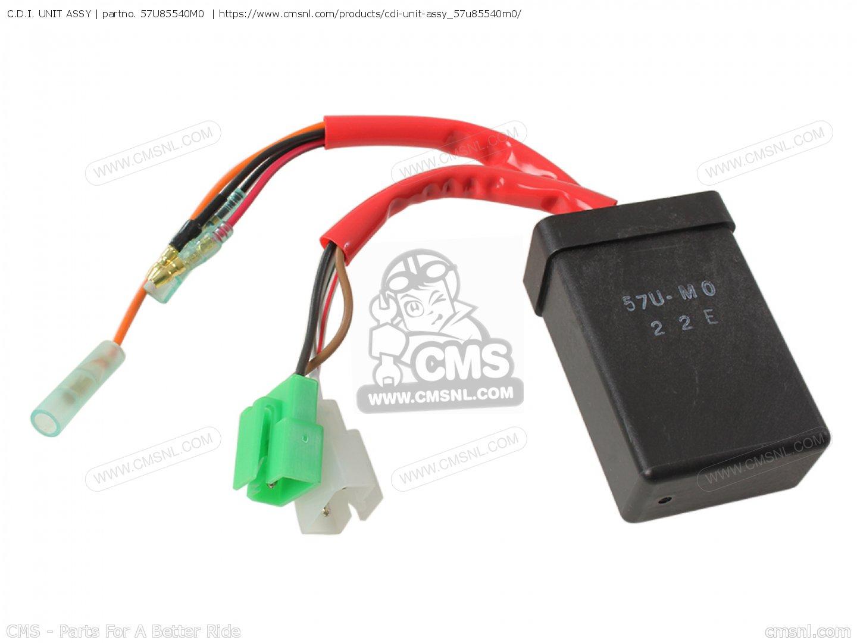 Yamaha Dt 125 Cdi Box Wiring