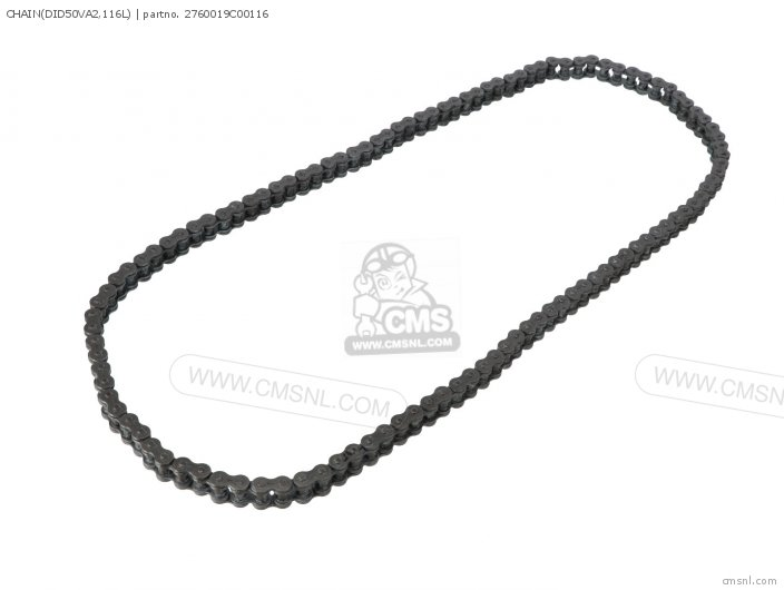 Chain(did50va2,116l) photo