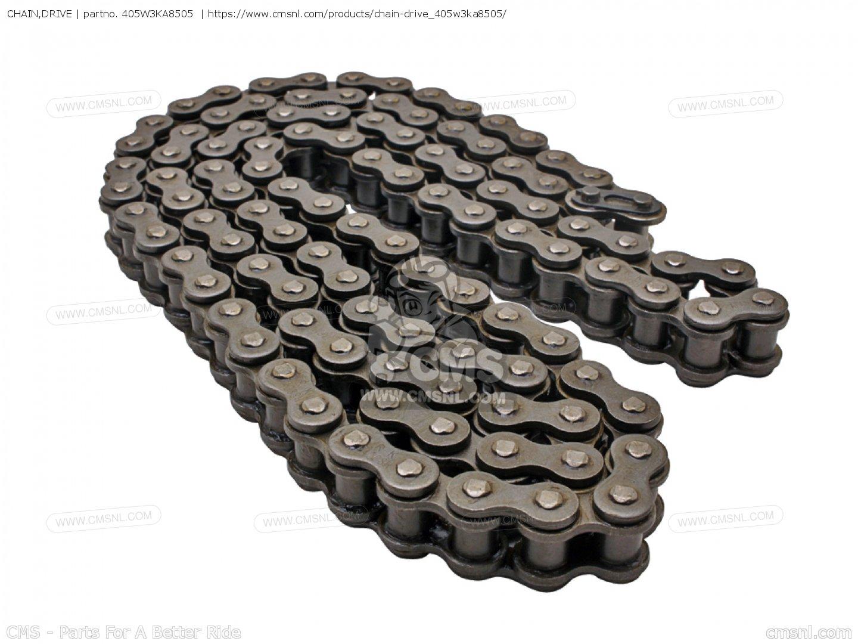 Chain Driven Valves : W ka chain drive honda