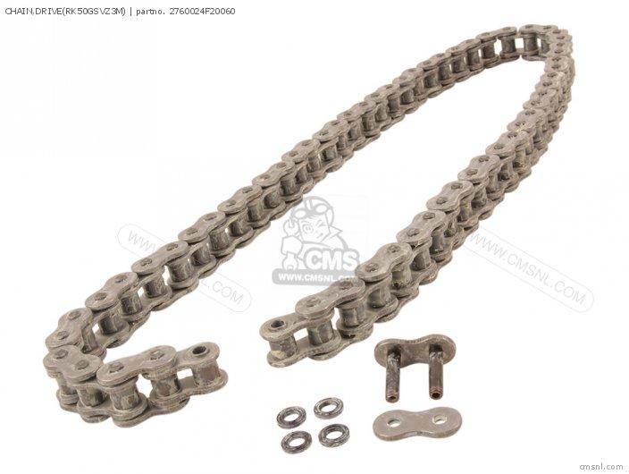 Chain, Drive(rk50gsvz3m) photo