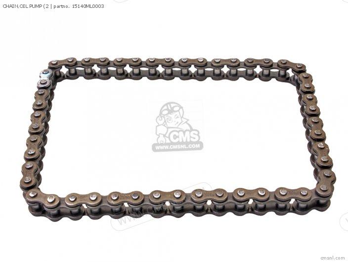 Chain, Oil Pump (2 photo
