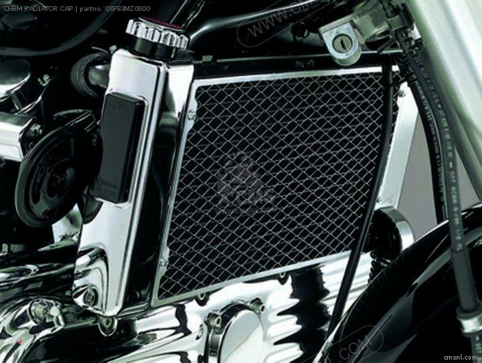 Chrm Radiator Cap photo