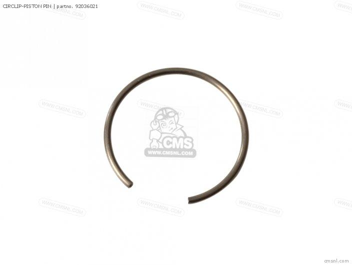 CIRCLIP-PISTON PIN