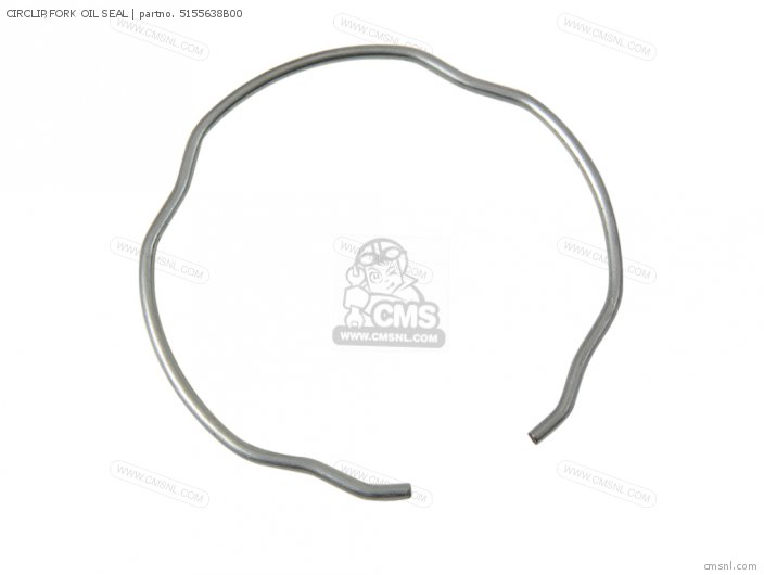 Circlip, Fork Oil Seal photo