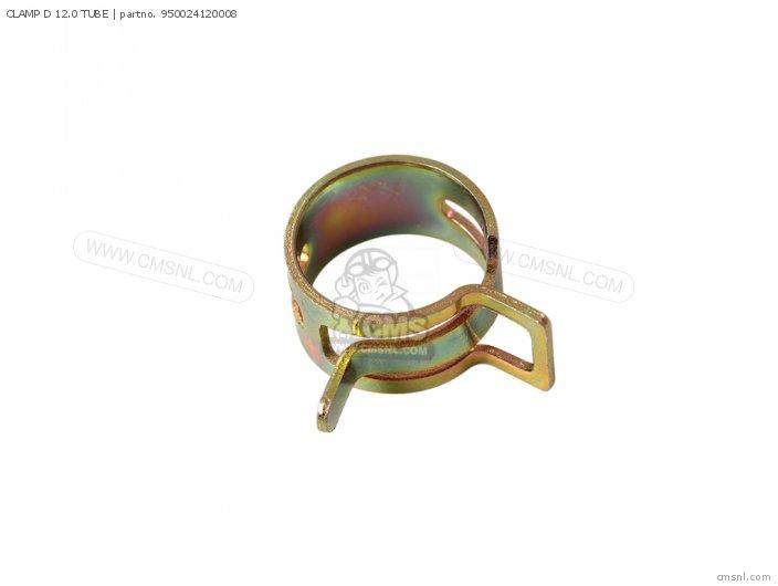 CLAMP D 12 0 TUBE