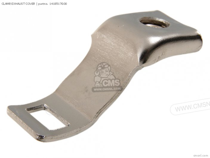 Clamp, Exhaust Cover photo