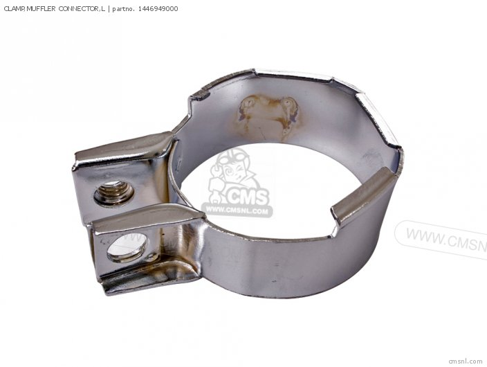 Clamp, Muffler Connector, L photo