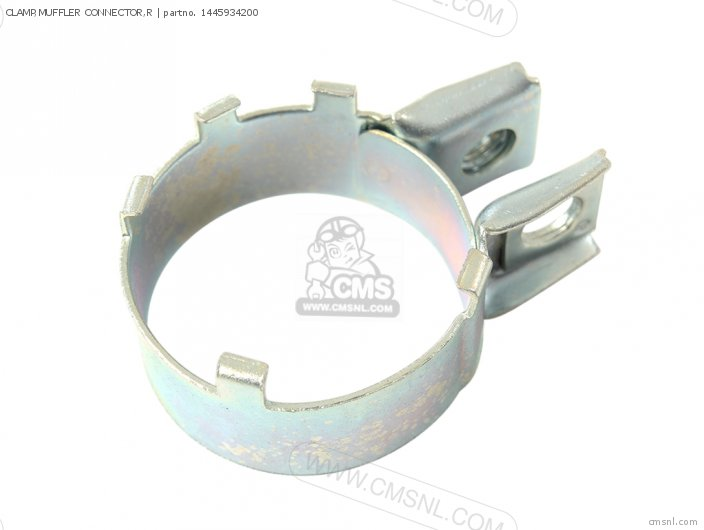 Clamp, Muffler Connector, R photo