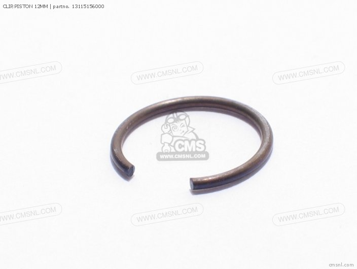 CLIP PISTON 12MM