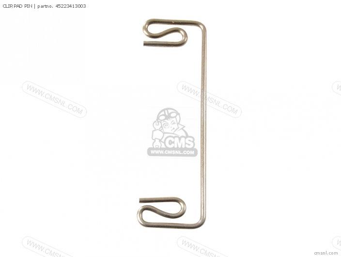 Clip, Pad Pin photo