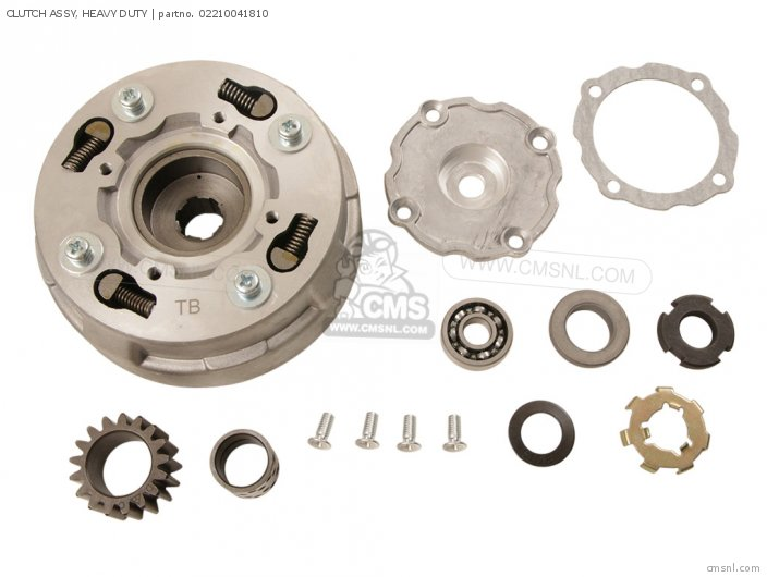 Rising Sun Tuning Parts And Custom Parts Clutch Assy  Heavy Duty