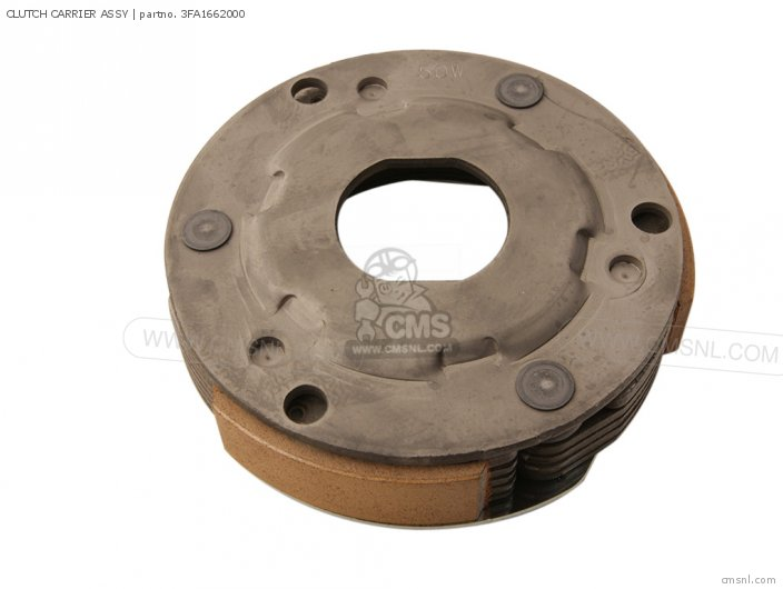 Clutch Carrier Assy photo